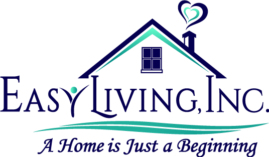 easy living logo transparent