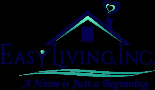 easy living logo transparent